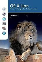 OS X Lion - Einfach, wirkungsvoll und…