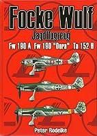 Focke Wulf Jagdflugzeug Fw 190 A Fw 190…