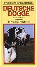 Deutsche Dogge by Friedmar Krautwurst