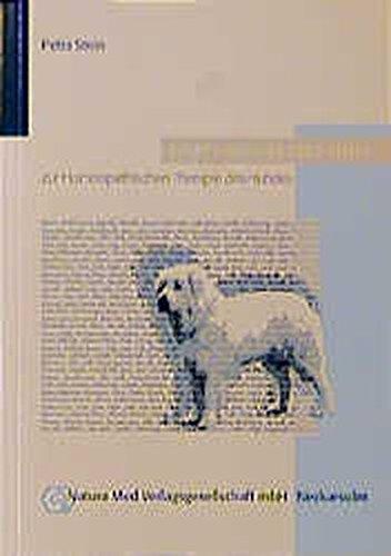 Symptomenverzeichnis zur Homöopathischen Therapie des Hundes by Stein, Petra, Stein, Petra