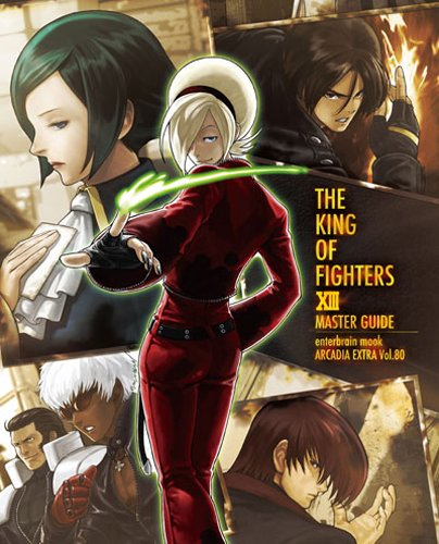 THE KING OF FIGHTERS XIII MASTER GUIDE