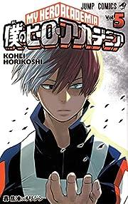 My Hero Academia Vol.5 [Japanese Edition]