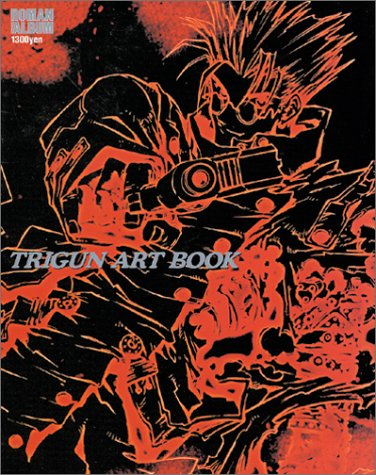 TRIGUN ART BOOK