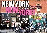NEW YORK,NEW YORK! 地下鉄で旅するニューヨークガイド (地球の歩き方BOOKS)