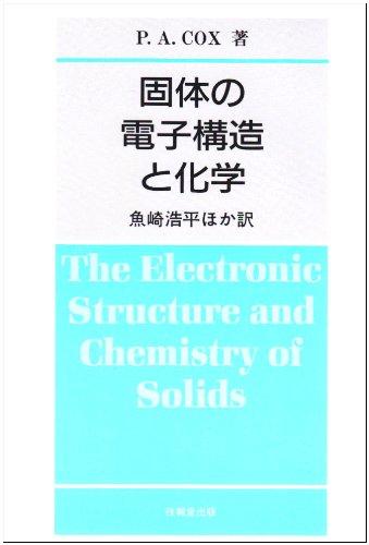 固体の電子構造と化学