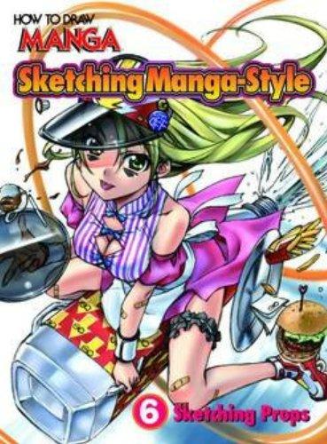 Style pdf manga sketching