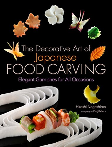 Pdf The Decorative Art Of Japanese Food Carving Elegant