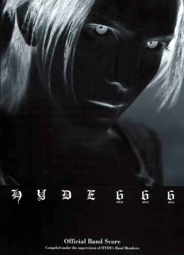HYDEオフィシャル・バンド・スコア666