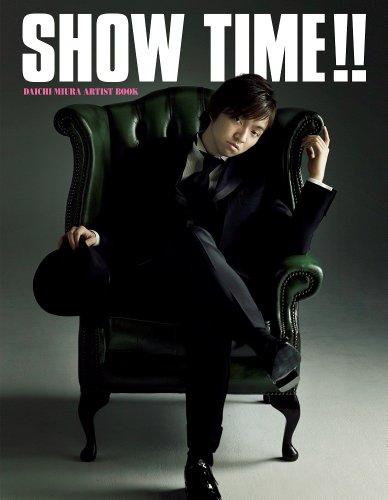 SHOW TIME!! (三浦大知アーティストブック)