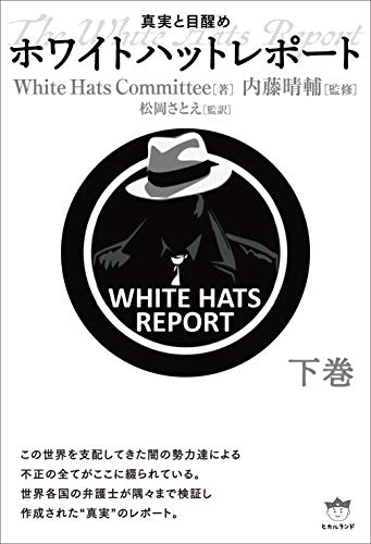 ホワイトハットレポート下巻