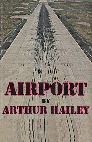 Airport written by Arthur Hailey