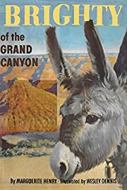 Brighty of the Grand Canyon de Marguerite…