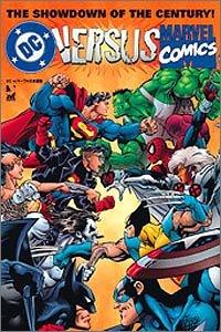DC vs マーヴル