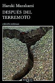 Despues del terremoto (Spanish Edition) by…