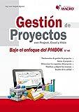 Gestión de proyectos con project, Excel y Visio