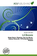 Lil Boosie by Evander Luther