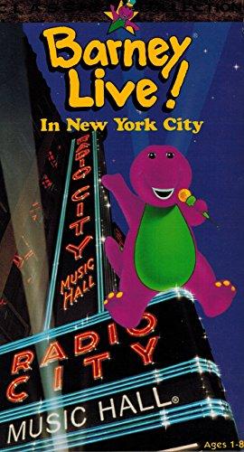 Barney: Live! In New York City