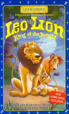 Get Leo The Lion: King Of The Jungle On Video