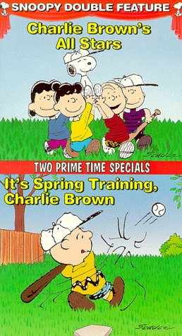 Get Charlie Brown's All-Stars On Video