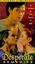 Desperate Remedies [VHS] by Peter Wells