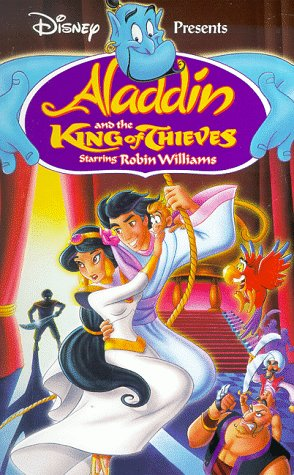Aladdin and the King of Thieves part of Aladdin