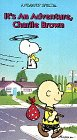 Get It's An Adventure, Charlie Brown On Video