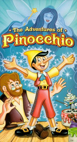 Un Burattino Di Nome Pinocchio Pinocchio The Adventures