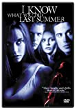 I Know What You Did Last Summer (Movie Series)