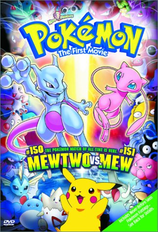 Get Pokémon The First Movie: Mewtwo Strikes Back On Video