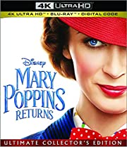 MARY POPPINS RETURNS [Blu-ray] by Emily…