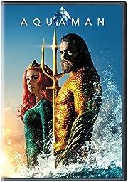 Aquaman (DVD) – tekijä: Peter Safran