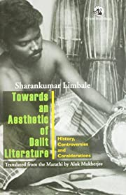Towards an Aesthetic of Dalit Literature:…