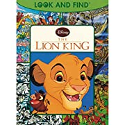 LOOK AND FIND THE LION KING by Egmont