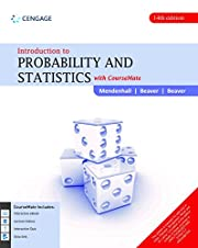 Introduction to Probabilitty and Statistics…