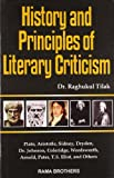History And Principles of Literary Criticism