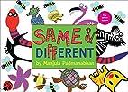 Same & Different by Manjula Padmanabhan