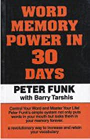 Word Memory Power 30 Day (French Edition) de…