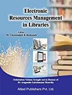 Electronic Resources Management in Libraries…