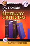 Dictionary Of Litterary Criticism