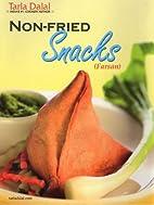 Non-Fried Snacks 9Farsan) by Tarla Dalal