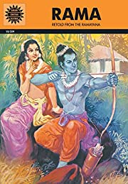Rama: Retold from the Ramayna ( Amar Chitra…