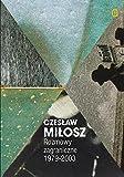 Rozmowy zagraniczne 1979-2003 / Czesław Miłosz ; przełożyła Maria Zawadzka