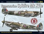 Supermarine Spitfire Mk XVIe (Mini…