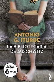 LA BIBLIOTECARIA DE AUSCHWITZ de Antonio…