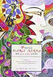 Poesía para niños de 4 a 120…
