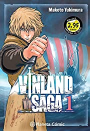 PS VINLAND SAGA Nº01 af Makoto Yukimura