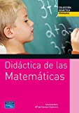 Didáctica de las Matemáticas para primaria