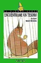 Encuéntrame un tesoro by Josep Albanell