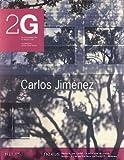 Carlos Jiménez / introducciones [de] Aldo Rossi, Kurt W. Forster