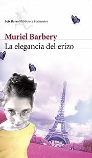 La elegancia del erizo por Muriel Barbery